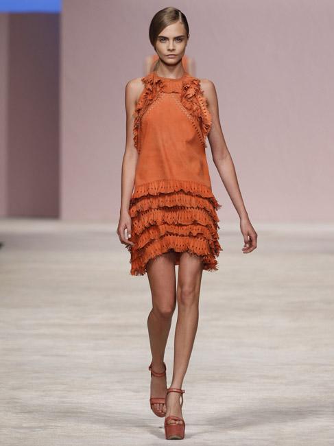 Ermanno scervino la collezione boho chic di milano moda for Scuola di moda milano costi